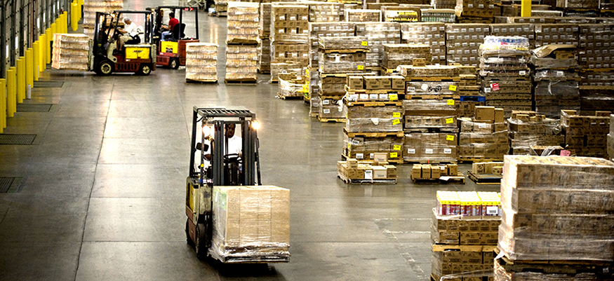 Warehouse and Cold storage lighting